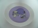 Muumi-lautanen Hemuli 2-puoleinen