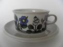 Flora Tea Cup and Saucer