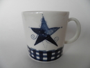 Blue Star Mug Minna Immonen