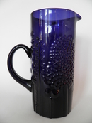 Flora Pitcher darkblue 2 l