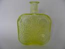 Grapponia -pullo keltainen Nanny Still