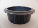 Kosmos blue small Oven Bowl Arabia