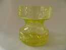 Mesimarja Vase/Candleholder yellow Tamara Aladin SOLD OUT
