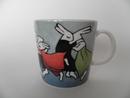 Dancing Bunny Mug