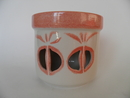 Onion Jar small pink Pentik