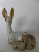 Roe Deer Mother and Fawn Svante Turunen SOLD OUT