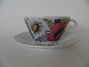 Valmu Tea Cup and Saucer Arabia SOLD OUT