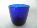 Cobalt blue Tumbler Kaj Franck SOLD