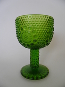 Grapponia Wineglass green