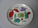 Nooan arkki Children's Dinner Plate Arabia SOLD OUT