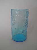Flora Tumbler light blue high