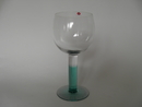 Mondo Big Wine glass green Iittala