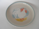 Children's Plater Rooster Pentik SOLD OUT