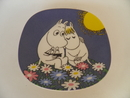 Moomin Wall Plate Moonshinespoon Arabia SOLD OUT