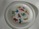 Zoo Children's Plate Arabia