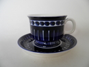 Valencia Coffee Cup and Saucer Ulla Procopé