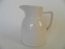 Olive Jar medium white Kermansavi