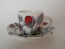Runo Espresso Cup and Saucer Arabia SOLD OUT