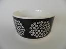 Puketti Bowl black Marimekko