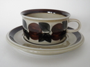 Ruija Tea Cup and Saucer Arabia