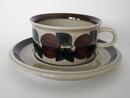 Ruija Tea Cup and Saucer Arabia
