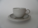 Airisto Coffee Cup and Saucer Arabia