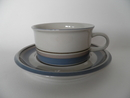 Uhtua Tea cup and Saucer Arabia