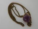 Tintti Medallion lilac Kalevala Koru SOLD OUT