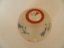 Maalattu maljakko pyöreä Riihimäen lasi