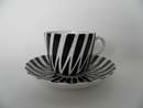 Toini Coffee Cup and Saucer Arabia