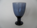 Verna Wine Glass Blueberry blue