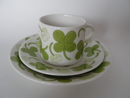 Apila Coffee Cup and Saucer and Side Plate SOLD OUT