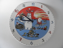 Wall Clock Comet in Moominland Arabia SOLD OUT