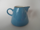 Harlekin Turquoise Creamer Arabia SOLD OUT