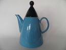 Harlekin Coffee Jug turquoise Arabia SOLD OUT