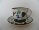 Palermo Coffee Cup and Saucer