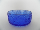 Grapponia Dessert Bowl blue medium size