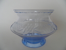 Bowl lightblue Glass