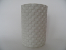 Harlekiini Vase White medium Arabia