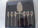 Hackman Elegia Coffee Cutlery Set