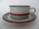 Aslak Tea Cup and Saucer Arabia SOLD