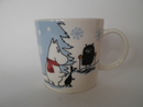 Moomin Mug Skiing Competition Arabia