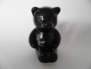 Murrr murrr Bear Figure black
