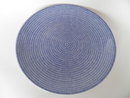 24h Avec Dinner Plate 26 cm blue Arabia SOLD OUT
