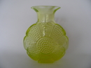 Amuletti Vase Yellow Aladin