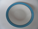 Harlekin Turquoise Deep Plate Arabia SOLD OUT