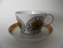 Marigold Coffee Cup and Saucer Esteri Tomula SOLD