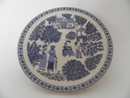 Summer - Wall Plate Arabia Raija Uosikkinen SOLD OUT