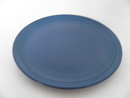 Oliivi Small Plate blue Kermansavi