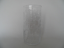 Flora Vase clear glass Oiva Toikka